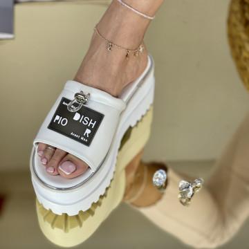 Papuci Merva Albi
