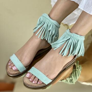 Sandale Iones Verzi