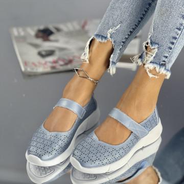 Sandale Posira Albastre