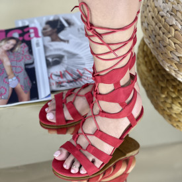 Sandale Sanara Rosii