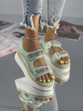 Sandale Supira Verzi