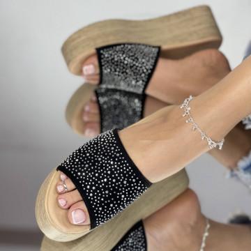 Papuci Kalito Negri