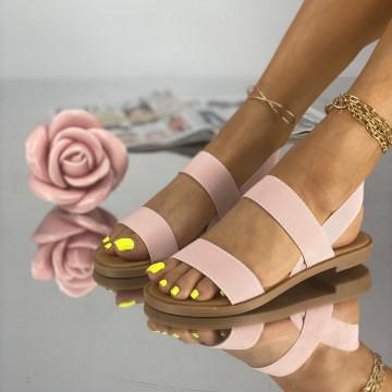 Sandale Fara Toc Lokes Roz