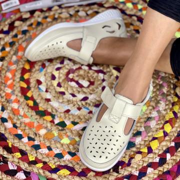 Pantofi Casual Anura Bej