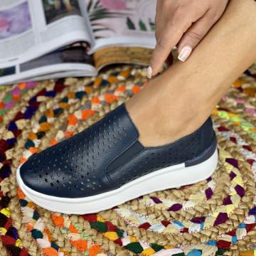 Pantofi Casual Rima Bleumarin