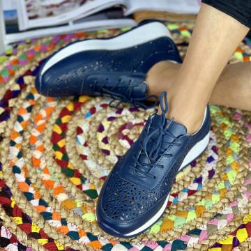 Pantofi Casual Samia Bleumarin