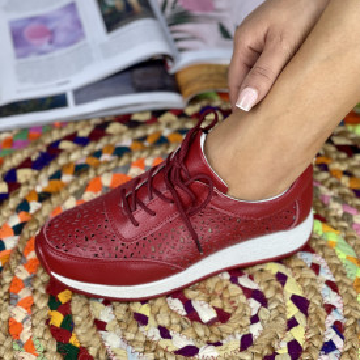 Pantofi Casual Samia Grena