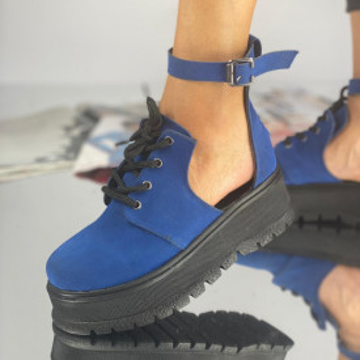Pantofi Dama Casual Dolma Pinta Mov