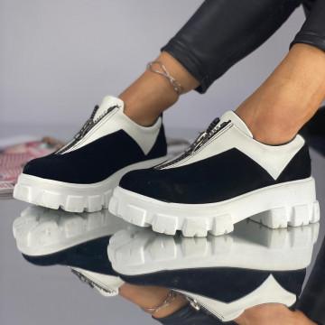 Pantofi Dama Casual Marmira Negri