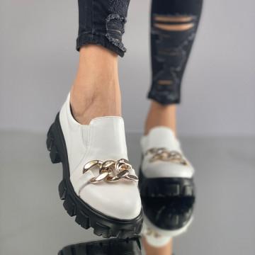 Pantofi Dama Casual Mulira Albi