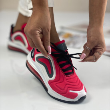 Pantofi Sport Camara Rosii
