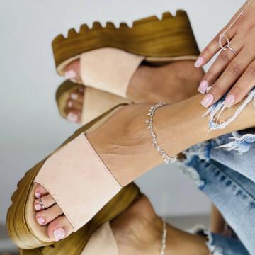 Papuci Preta Roz