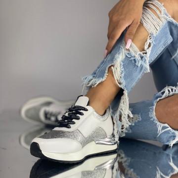 Sneakersi Dama Elisara Albi