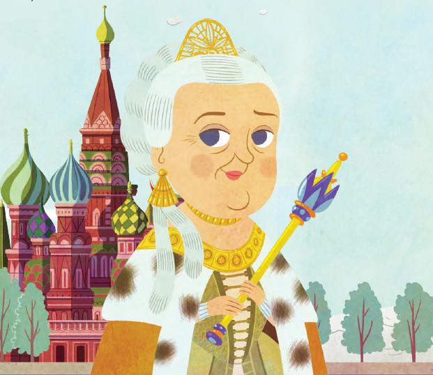 5 lucruri pe care nu le știai despre Ecaterina cea Mare a Rusiei