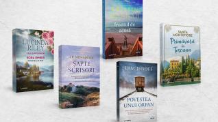 5 cărți de dragoste pe care să le iei cu tine pe plajă