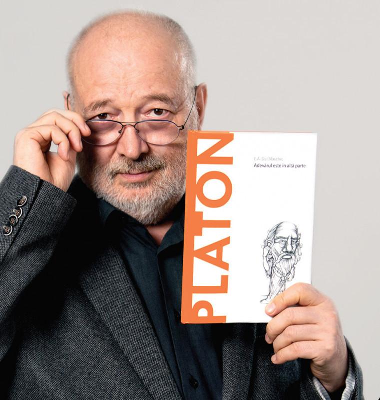 Cum a schimbat Platon lumea. Află din prima ediție a colecției Descoperă Filosofia