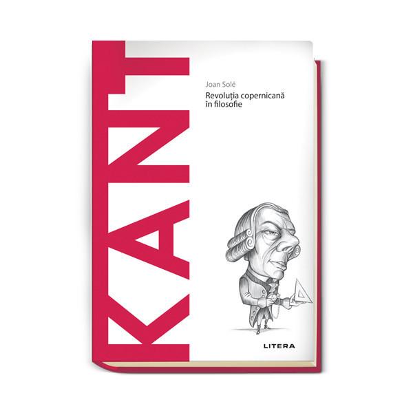 Revoluția lui Kant în cunoaștere. Află teoriile filosofului german prin colecția Descoperă Filosofia