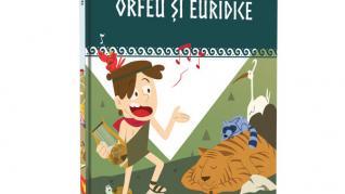 Mitologia pentru copii: Orfeu și Euridice
