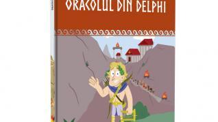 Mitologia pentru copii: Oracolul din Delphi