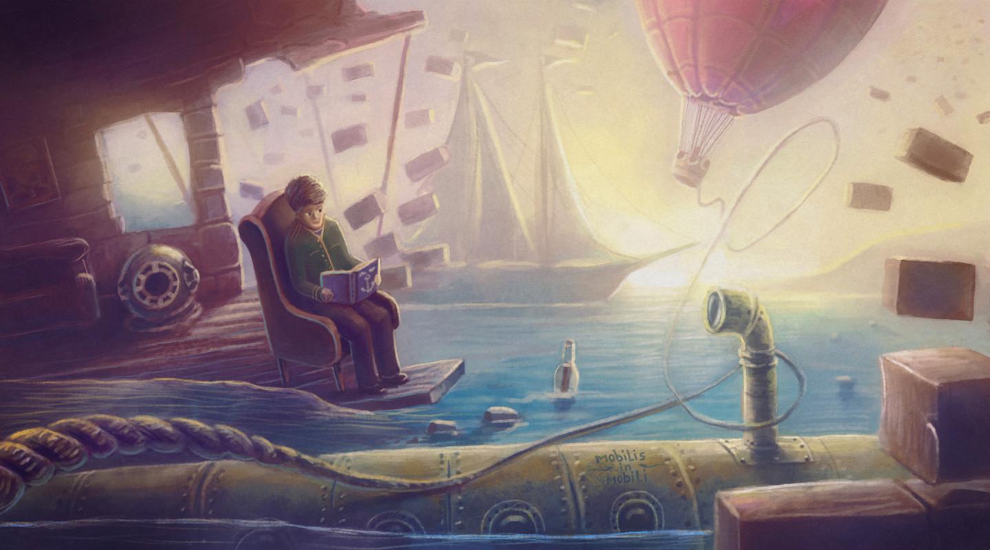 Colecția Jules Verne, perfectă de citit în vacanța mare