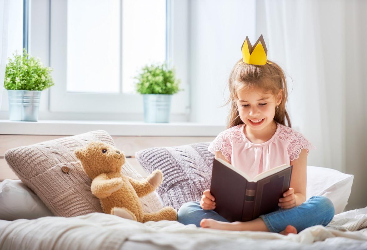 Cărți pentru copii care să le dezvolte imaginația