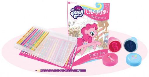 editia nr. 03 - Pinkie Pie's Party in Pony Ville