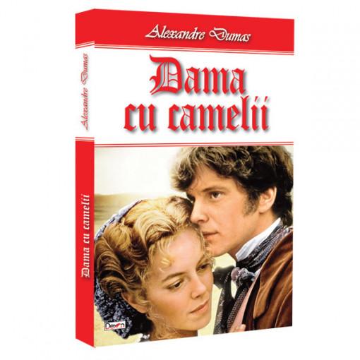 Dama cu camelii - Alexandru Dumas