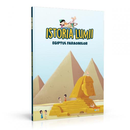Editia nr. 02 - Egiptul faraonilor (Istoria pentru copii)