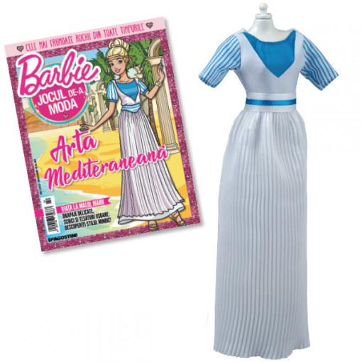 Editia nr. 10 - Rochie stil micenian (Barbie, jocul de-a moda)