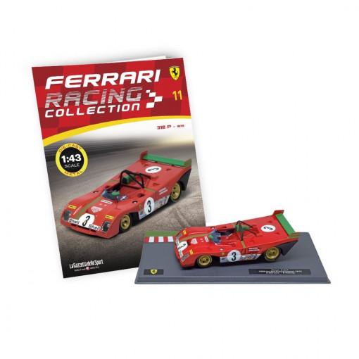 Editia nr 11 - 312 P 1972 (Ferrari Racing)