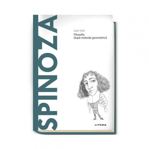Editia nr. 15 - Spinoza (Descopera filosofia)