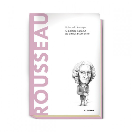 Editia nr. 16 - Rousseau (Descopera filosofia)
