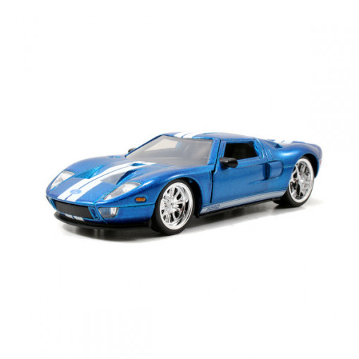 Editia nr. 18 - 2005 Ford GT (Fast&Furious)