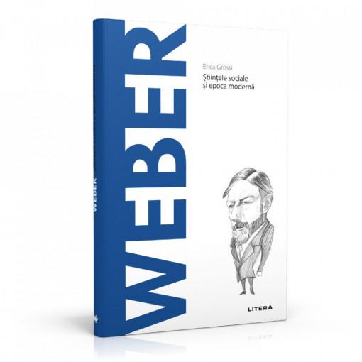 Editia nr. 36 - WEBER (Descopera filosofia)