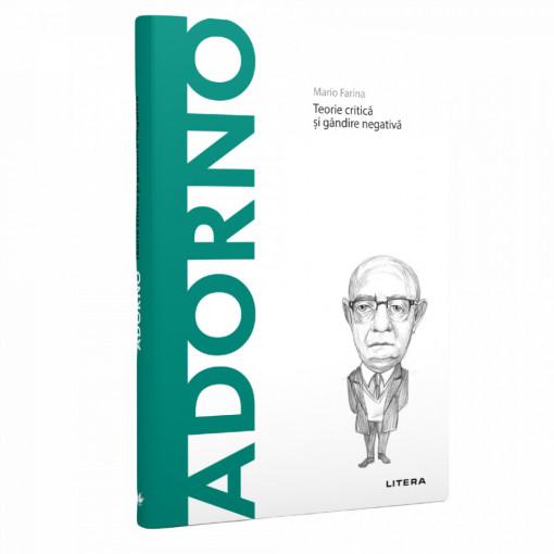 Editia nr. 49 - Theodor Adorno (Descopera filosofia)