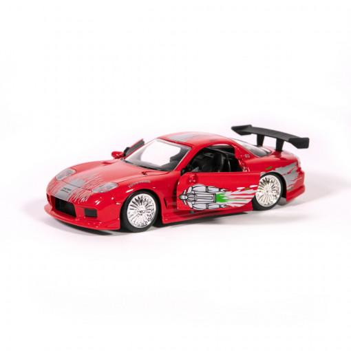 Editia nr. 03 - Mazda RX-7 (Fast&Furious)
