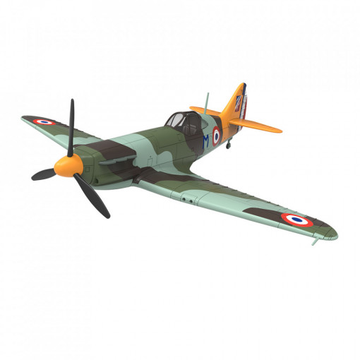Editia nr. 12 - Dewoitine D.520 (Avioane din cel de-al Doilea Razboi Mondial)