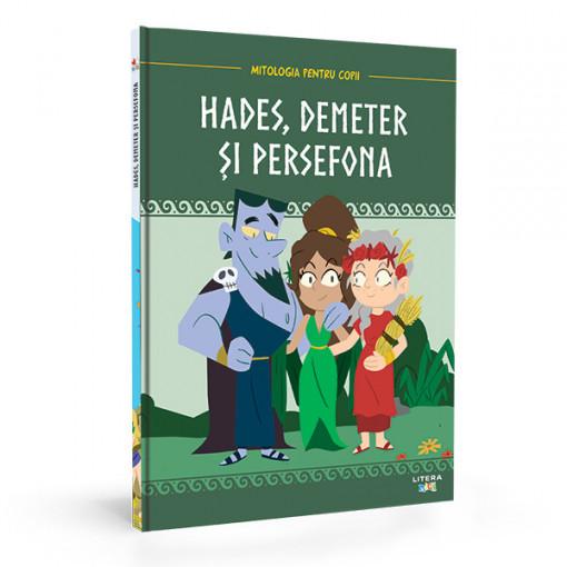 Editia nr. 13 - Hades, Demeter si Persefona