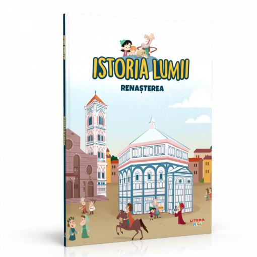 Editia nr. 23 - Renașterea (Istoria pentru copii)