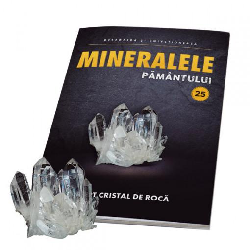 Editia nr. 25 - Cuart cristal de roca