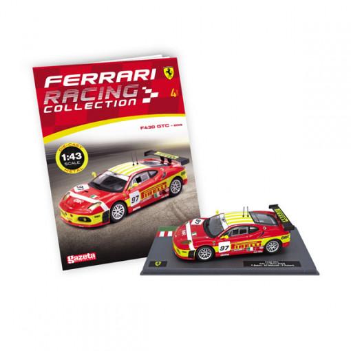 Editia nr. 4 - Ferrari F430 GTC 24h Le Mans 2008 (Ferrari Racing)