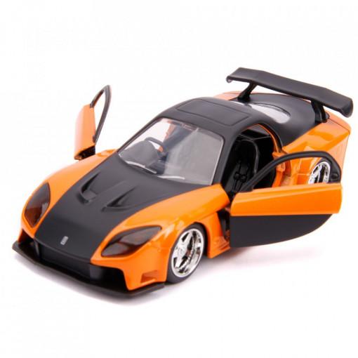 Editia nr. 48 - HAN'S MAZDA RX-7 (Fast&Furious)