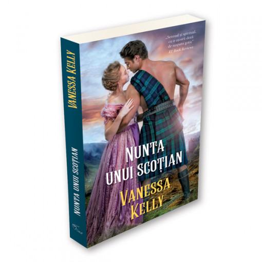 Nunta unui scotian - Vanessa Kelly