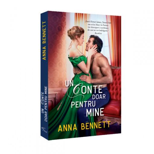 Un conte doar pentru mine - Anna Bennet