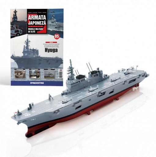 Armata Japoneza - Nr. 6 - Nava Hyuga