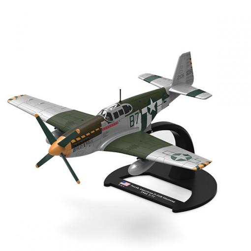 Editia nr. 02 - North American P-51B Mustang
