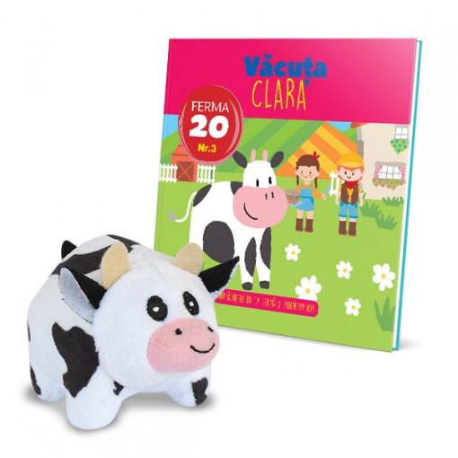 Editia nr. 03 - Vacuta Clara (Animalutele de la ferma)