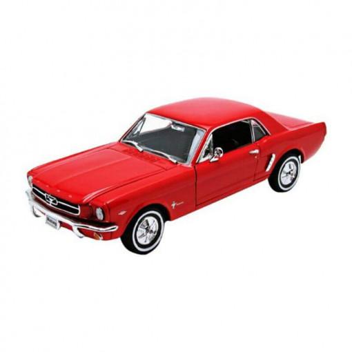 Editia nr. 63 - Ford Mustang Coupe (Masini de Colectie)