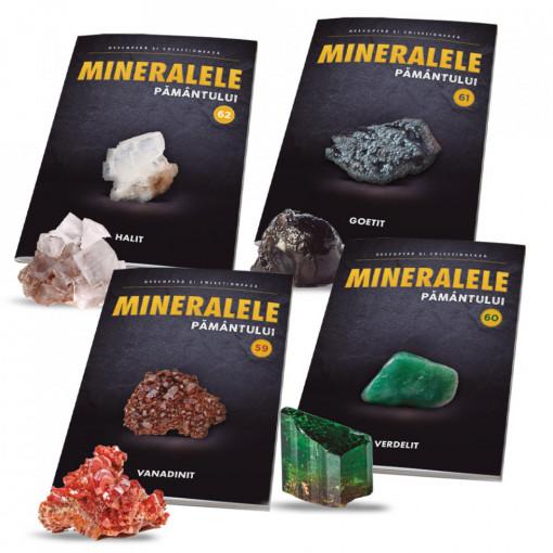 Precomanda Mineralele Pamantului - Octombrie 2021