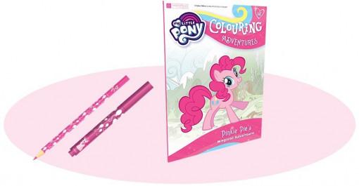 editia nr. 16 - Pinkie Pie's Magical Adventure